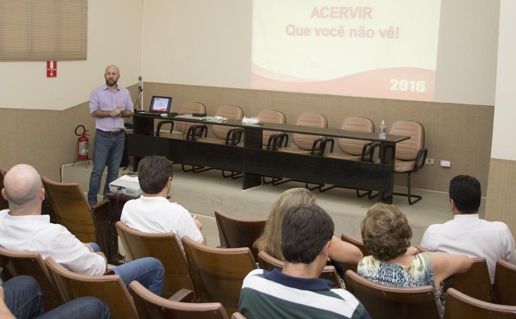 """ACERVIR Lança Novo Portal Cerâmico e Selo """"Empresa Amiga da Natureza"""""""