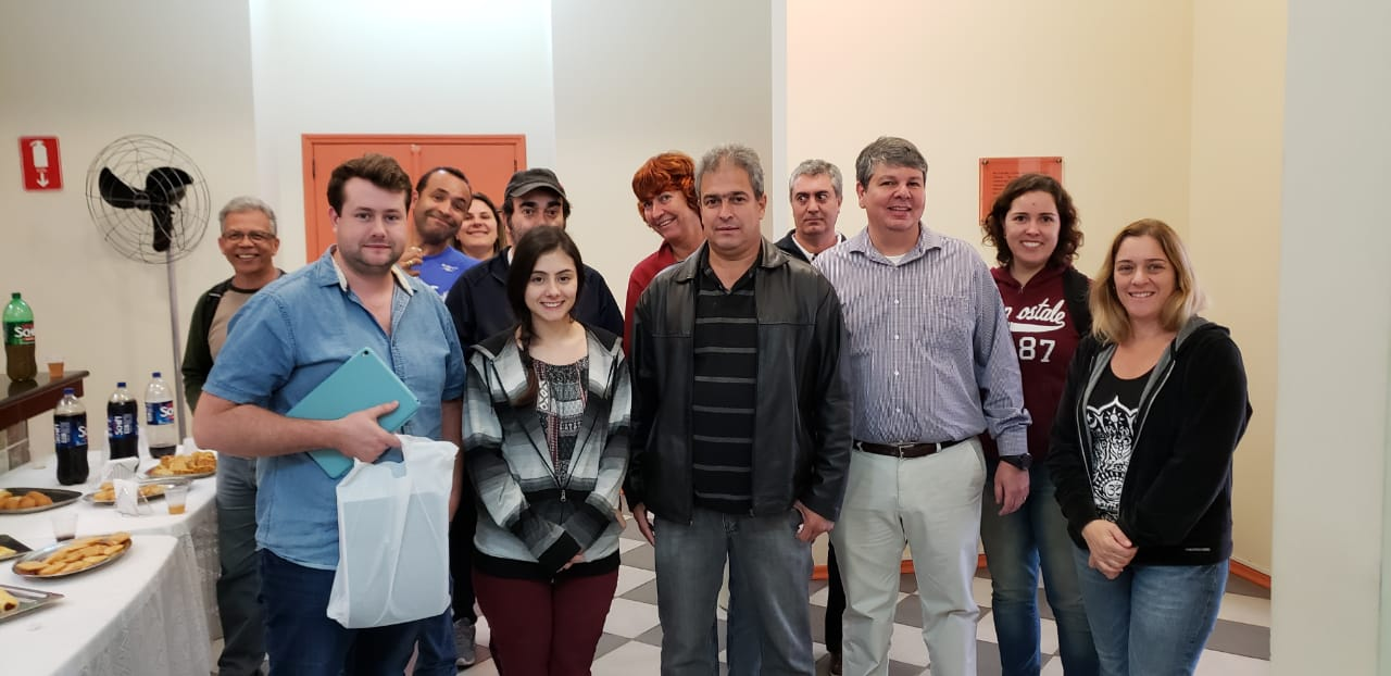 REALIZAÇÃO DO CURSO DE CÁLCULO EM ALVENARIA ESTRUTURAL PARA BLOCOS CERÂMICOS NA ACERVIR!